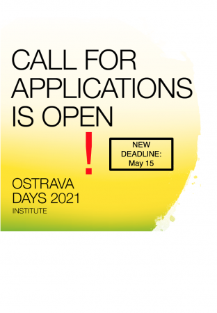 Deadline for submitting applications for the OD Institute extended until May 15